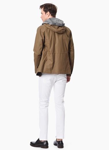 NetWork Ceket Camel